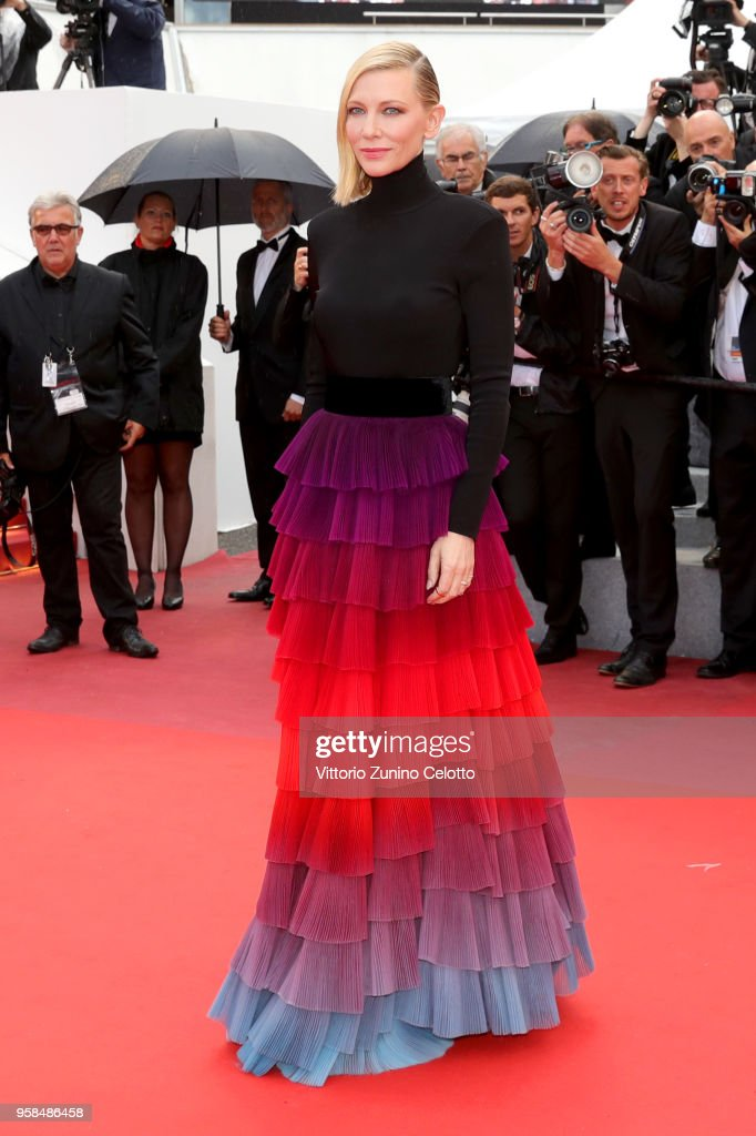 """BlacKkKlansman"" Red Carpet Arrivals - The 71st Annual Cannes Film Festival"