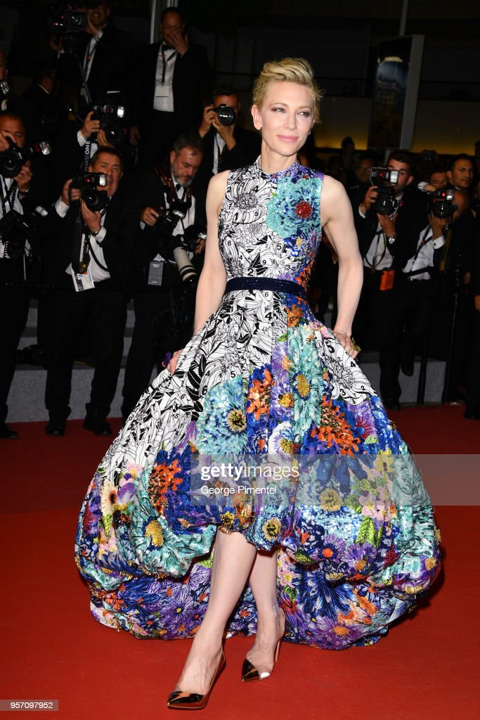 'Cold War (Zimna Wojna)' Red Carpet Arrivals - The 71st Annual Cannes Film Festival : News Photo