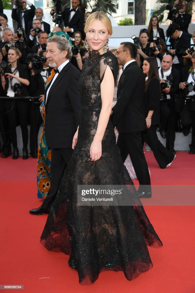 """""""Everybody Knows (Todos Lo Saben)"""" & Opening Gala Red Carpet Arrivals - The 71st Annual Cannes Film Festival : News Photo"""