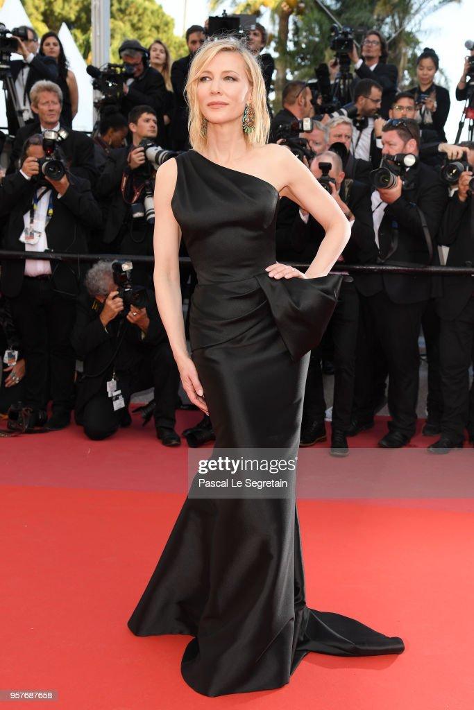 'Girls Of The Sun (Les Filles Du Soleil)' Red Carpet Arrivals - The 71st Annual Cannes Film Festival : News Photo