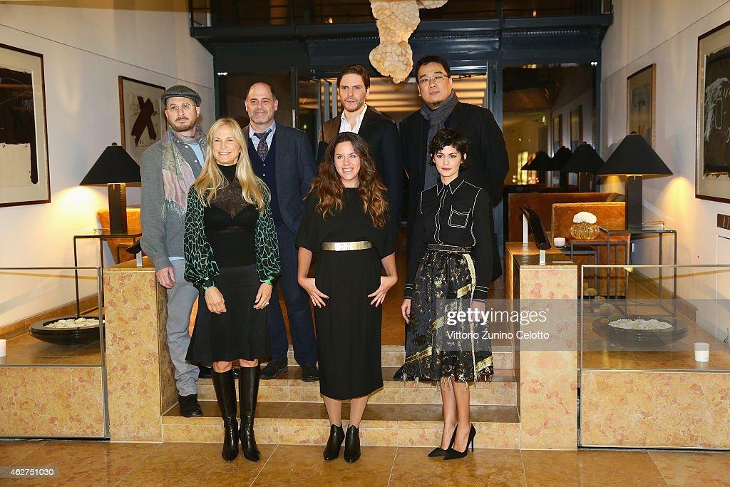 International Jury Photo Call - 65th Berlinale International Film Festival