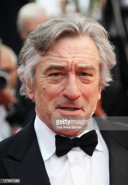 Jury president Robert de Niro attends the 'Pirates of the Caribbean On Stranger Tides' Premiere during the 64th Annual Cannes Film Festival at Palais...