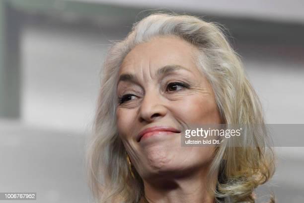 Jurymitglied Dora Bouchoucha Fourati anlässlich der Pressekonferenz der Jury der 67 Berlinale