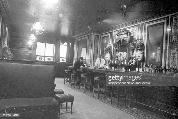 Jury's bar to be exported to Zurich where it will be called the Zurich James Joyce Circa March 1973