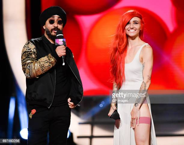 Jus Reign Stock Photos and Pictures | Getty Images Lights Singer 2017