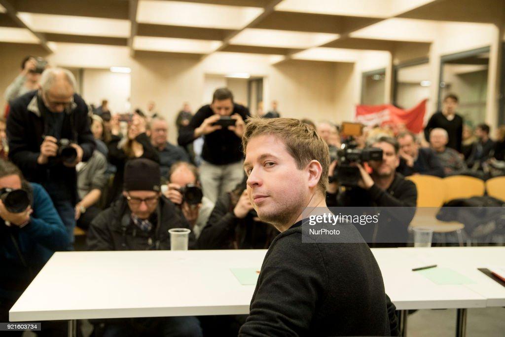 Nogroko Tour Event in Berlin : Nachrichtenfoto