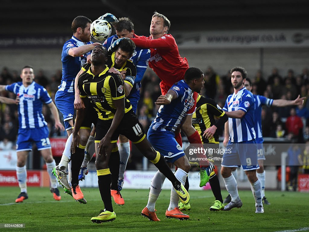 Burton Albion v Wigan Athletic - Sky Bet League One