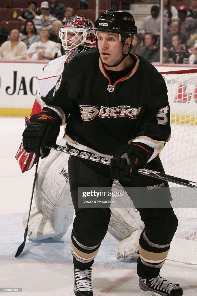 Carolina Hurricanes v Anaheim Ducks : News Photo