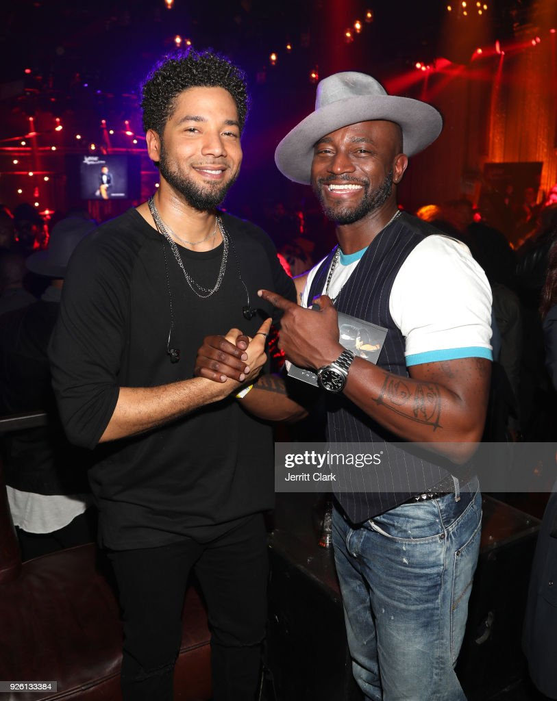 """Jussie Smollett Release Party For His Debut Album """"Sum Of My Music"""" : News Photo"""
