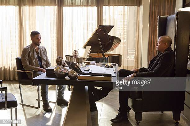 Jussie Smollett and Terrence Howard in the My Bad Parts episode of EMPIRE airing Wednesday Nov 18 on FOX