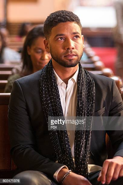 Jussie Smollett in the Be True episode of EMPIRE airing Wednesday Oct 21 on FOX