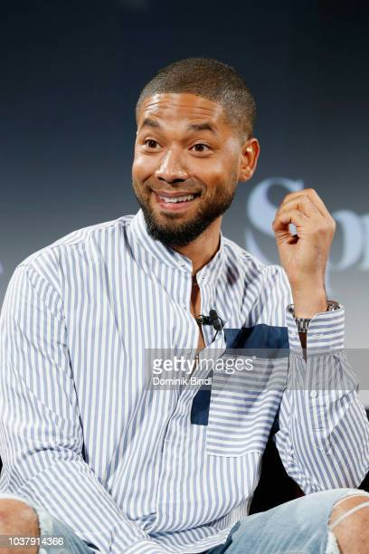 A interior view during the 'Empire' season 5 world premiere during the 2018 Tribeca TV Festival at Spring Studios on September 22 2018 in New York...