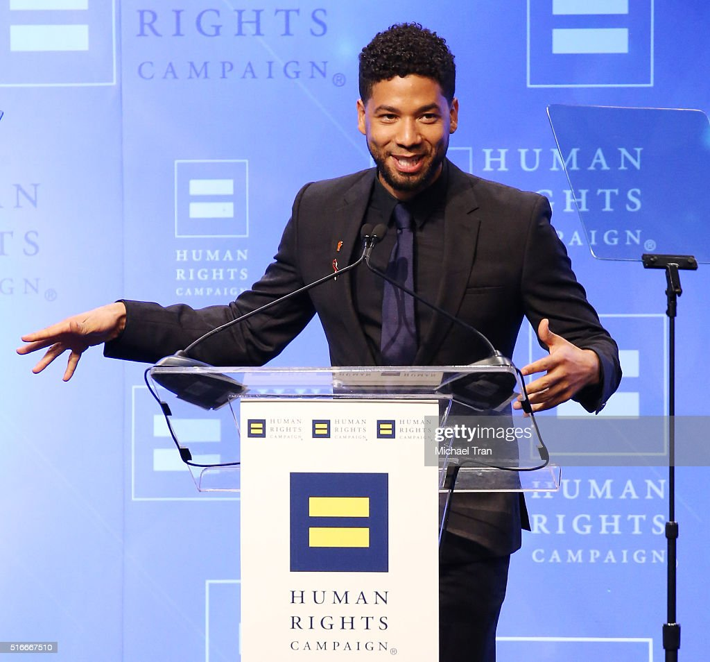 Human Rights Campaign 2016 Los Angeles Gala Dinner : News Photo