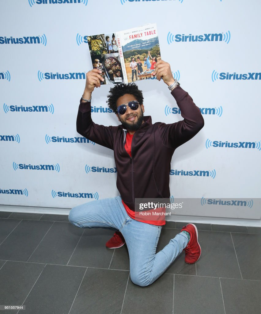 Celebrities Visit SiriusXM - April 26, 2018
