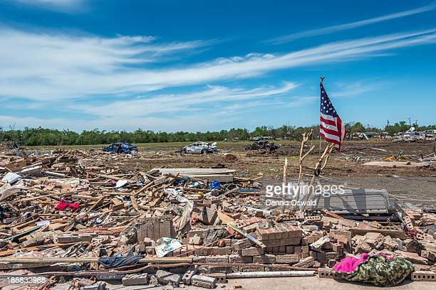 CONTENT] Just 24 hours after the dramatic and devastating EF5 tornado in MooreOK I had a look at the damage path I still can't believe this tragedy