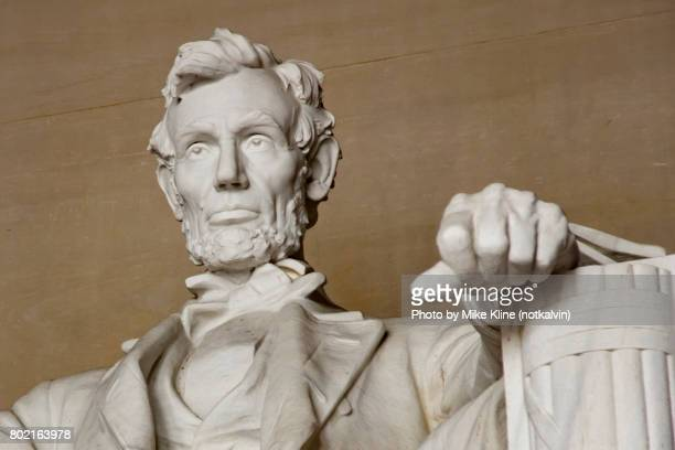 just abe - lincoln memorial stock pictures, royalty-free photos & images