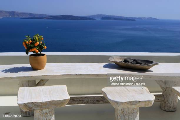 just another day in oia - cyclades islands stock pictures, royalty-free photos & images