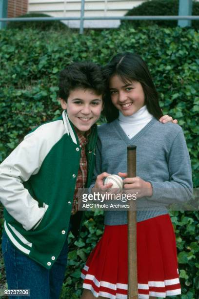 YEARS Just Between Me and You and Kirk and Paul and Carla and Becky 1/18/89 Fred Savage Danica McKeller