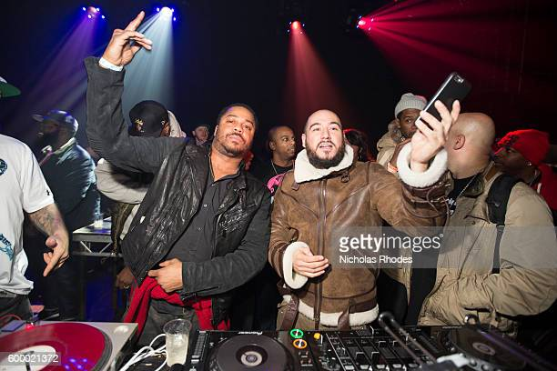Just Blaze DJ Bobby Trends Snapchat at House Party NYC presents Just Blaze's Birthday Bash at Webster Hall on January 7 2016