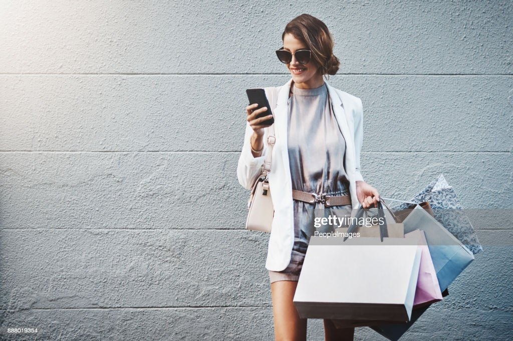 I just found a shopping sale close by : Stock Photo