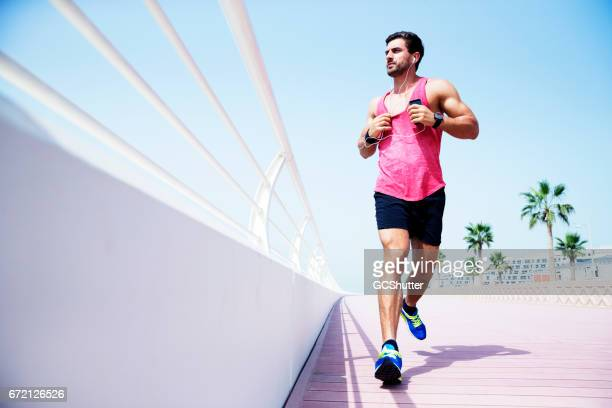 Just get up and run! No excuse for the fitness routines!