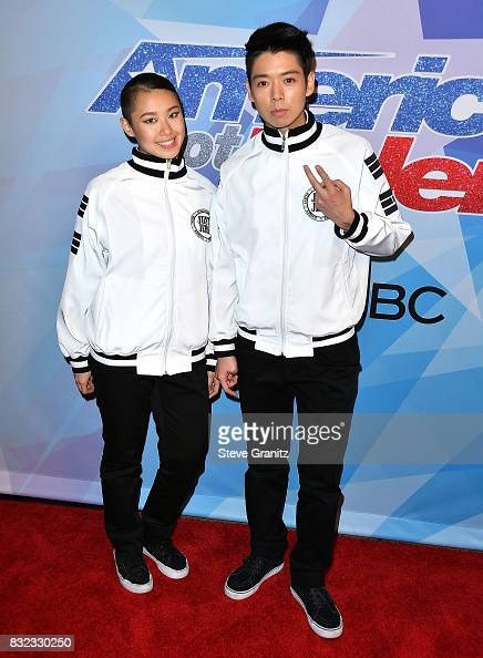 Just Jerk Arrives At The Premiere Of Nbc S America S Got Talent News Photo Getty Images