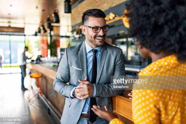 i just know we'll do great business together - businesswear stock pictures, royalty-free photos & images