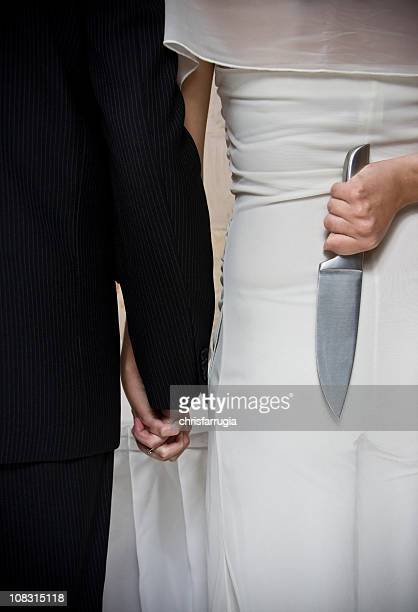 just married - assassino - fotografias e filmes do acervo