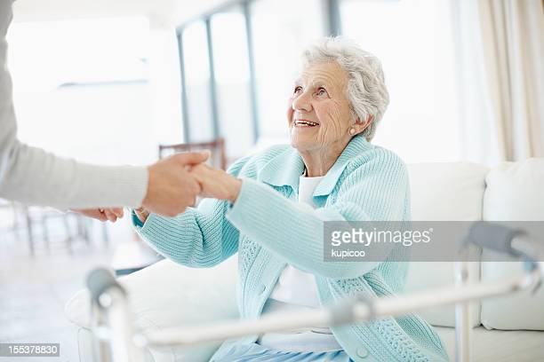 I just need a little help - Senior Care