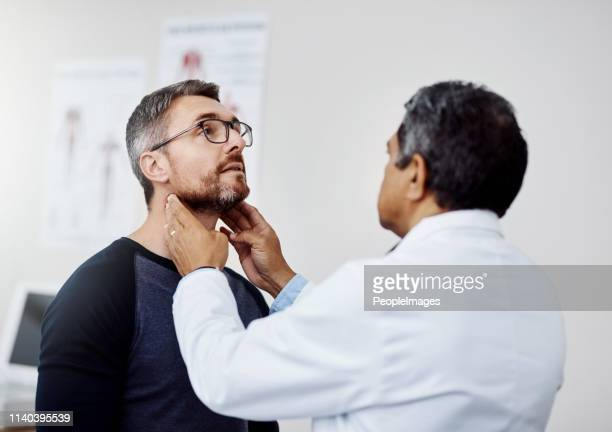 i just need you to take a deep breath for me - doctor's office stock pictures, royalty-free photos & images