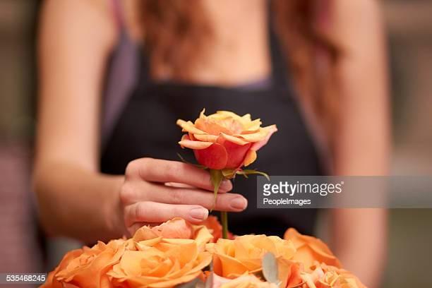 ancora una rosa si deve fare - mazzo di rose foto e immagini stock