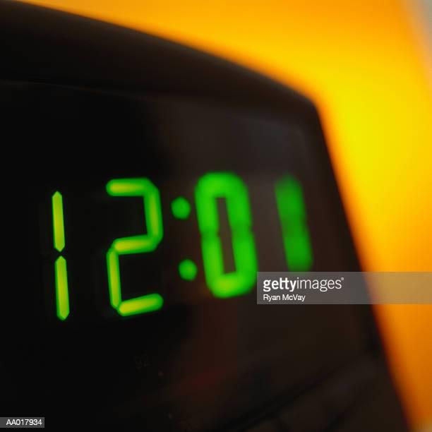 Just Past Twelve O'Clock