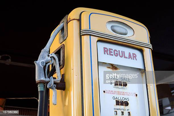just regular old gas - gas pump stock pictures, royalty-free photos & images