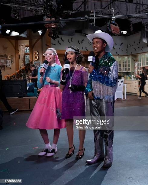 Just Roll With It You Decide LIVE Disney Channel's first interactive live telecast of Just Roll With It a series which stands apart for its blend of...