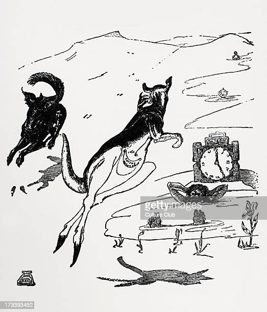 Just So Stories by Rudyard Kipling Old Man Kangaroo at five in the afternoon when he had got his beautiful hind legs just as Big God Nqong promised...