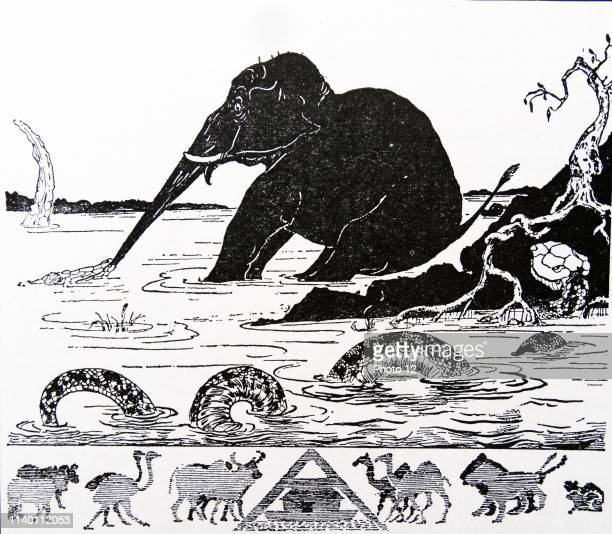 Just So Stories for Children published in 1902 and written by Joseph Rudyard Kipling English short-story writer, poet, and novelist.