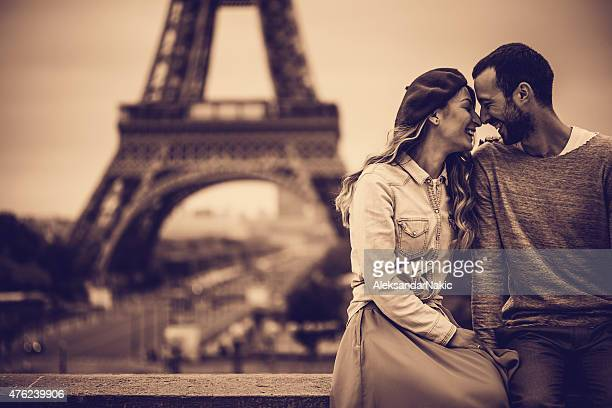 Just the two of us und Paris