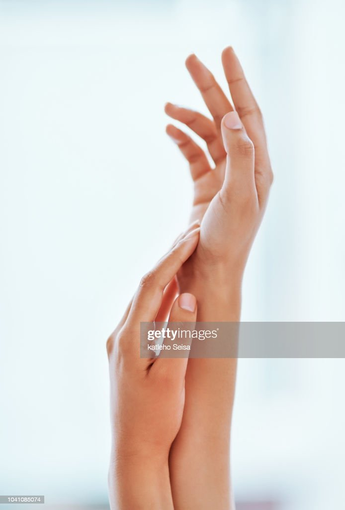 Just touch it : Stock Photo