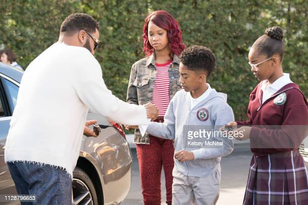 """Justakidfromcompton"""" - Dre and Bow want to send Kyra to Valley Glen Prep, but after the school treats them like a charity case, they are infuriated...."""