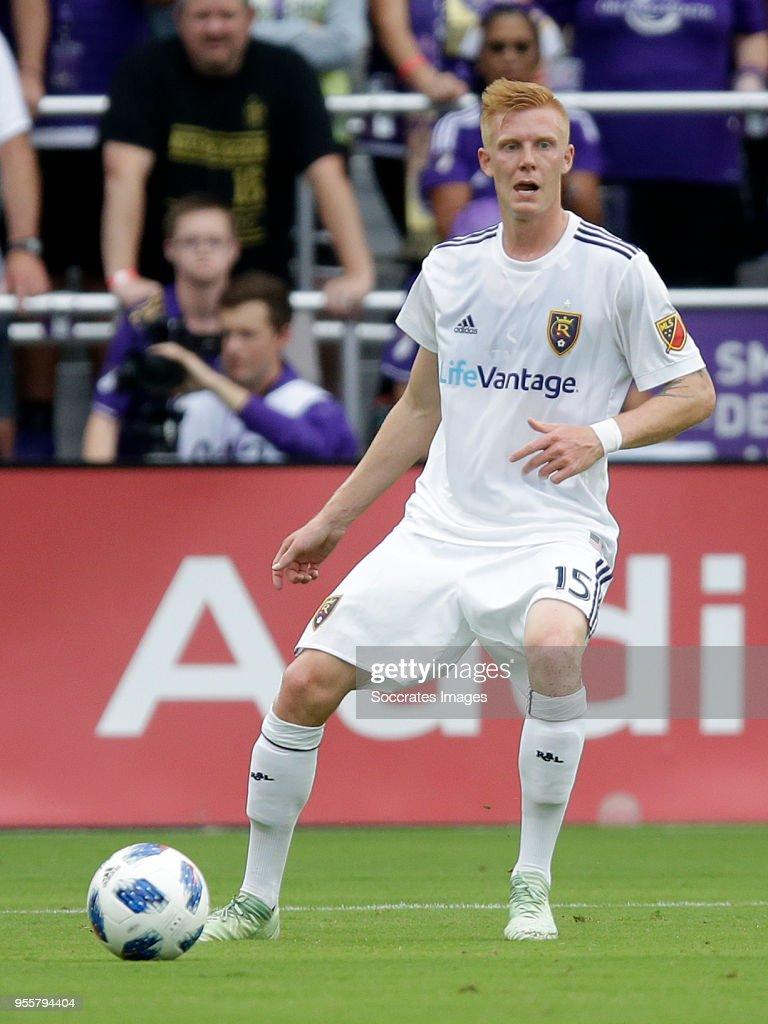 Orlando City v Real Salt Lake : News Photo
