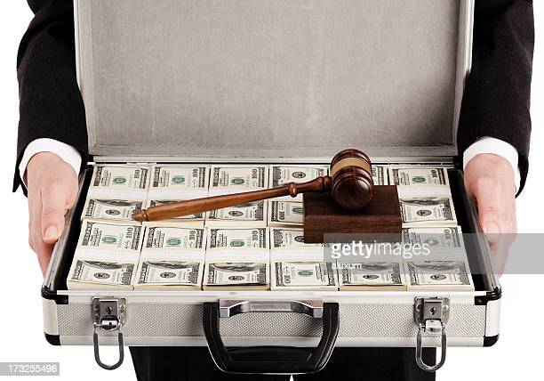 Justice and money