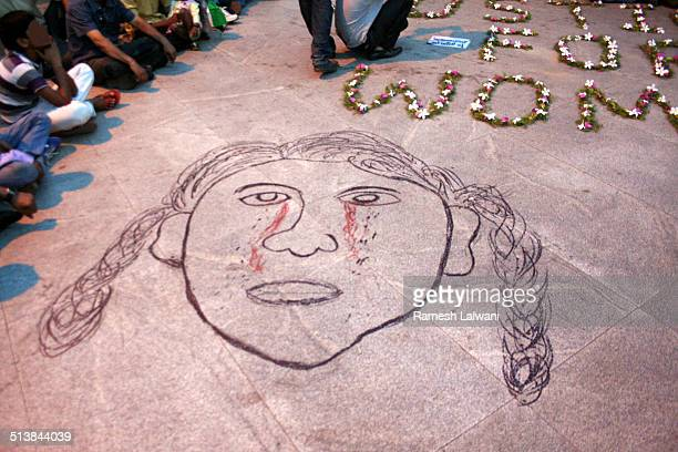 Justice for Women-Protest against Rape
