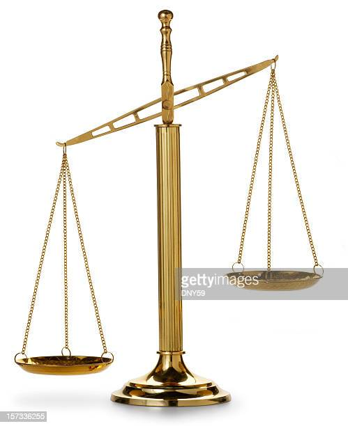 justice scale - equal arm balance stock pictures, royalty-free photos & images