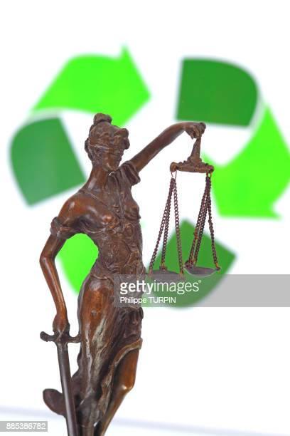 Justice. Themis