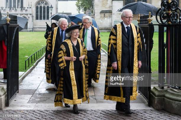 Justices of the Supreme Court including Lord Reed , who becomes the next president of the Supreme Court in January and President of the Supreme Court...