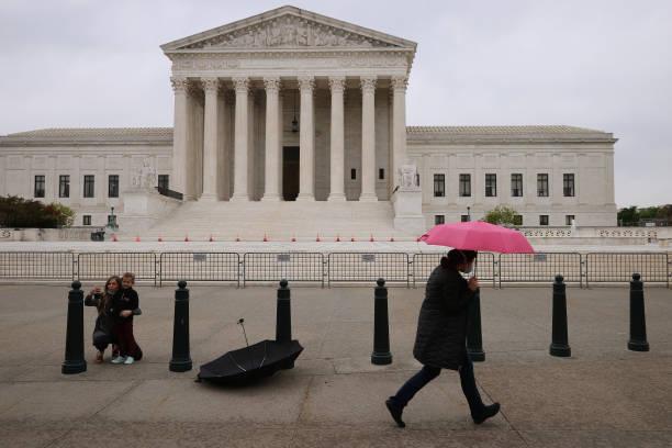 DC: Oral Arguments Resume At Supreme Court