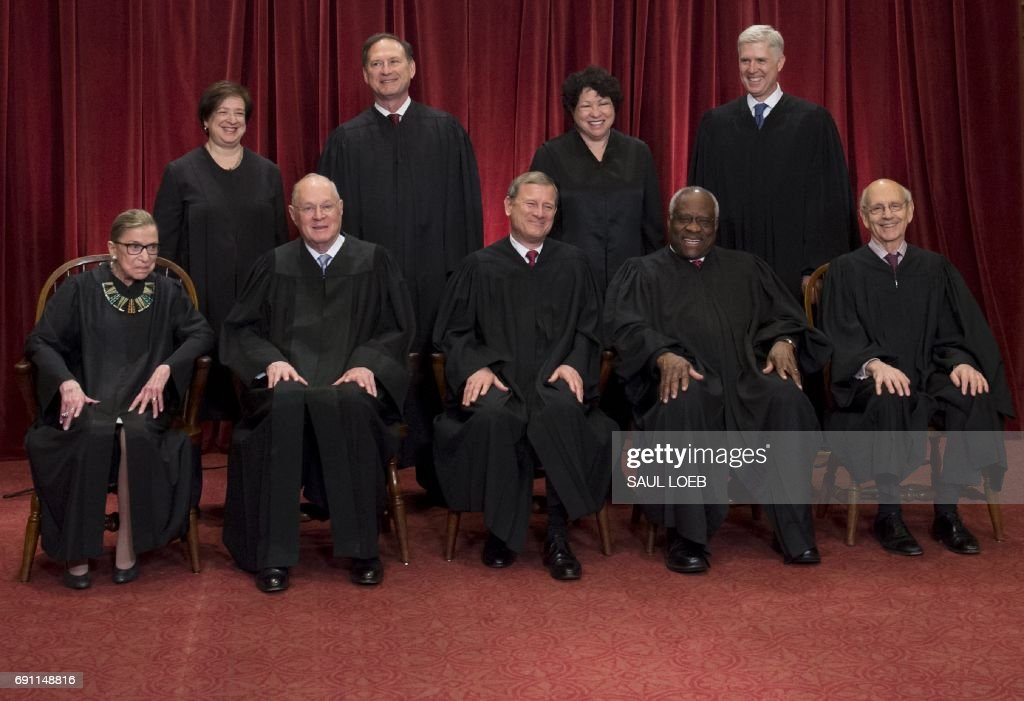 US-JUSTICE-COURT : News Photo