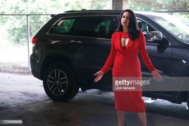 "Justicia"" Episode 312 -- Pictured: Veronica Falcon as Camila Vargas --"