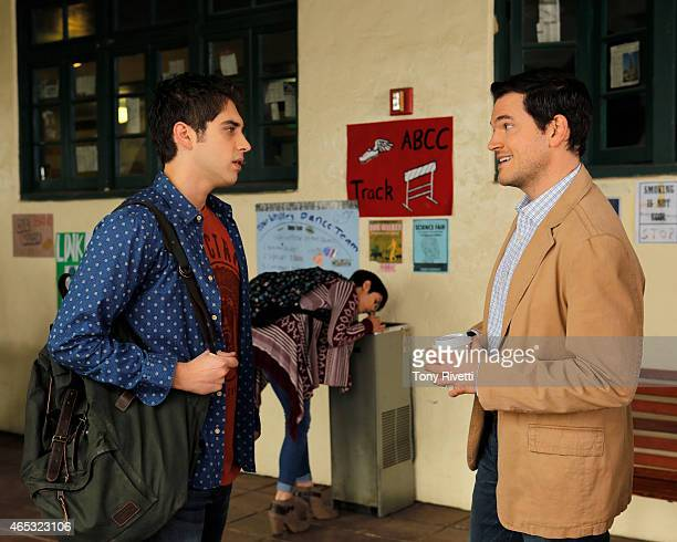 THE FOSTERS Justify the Means Stef goes behind LenaÕs back in an effort to keep their family together in an allnew episode of ÒThe FostersÓ airing...