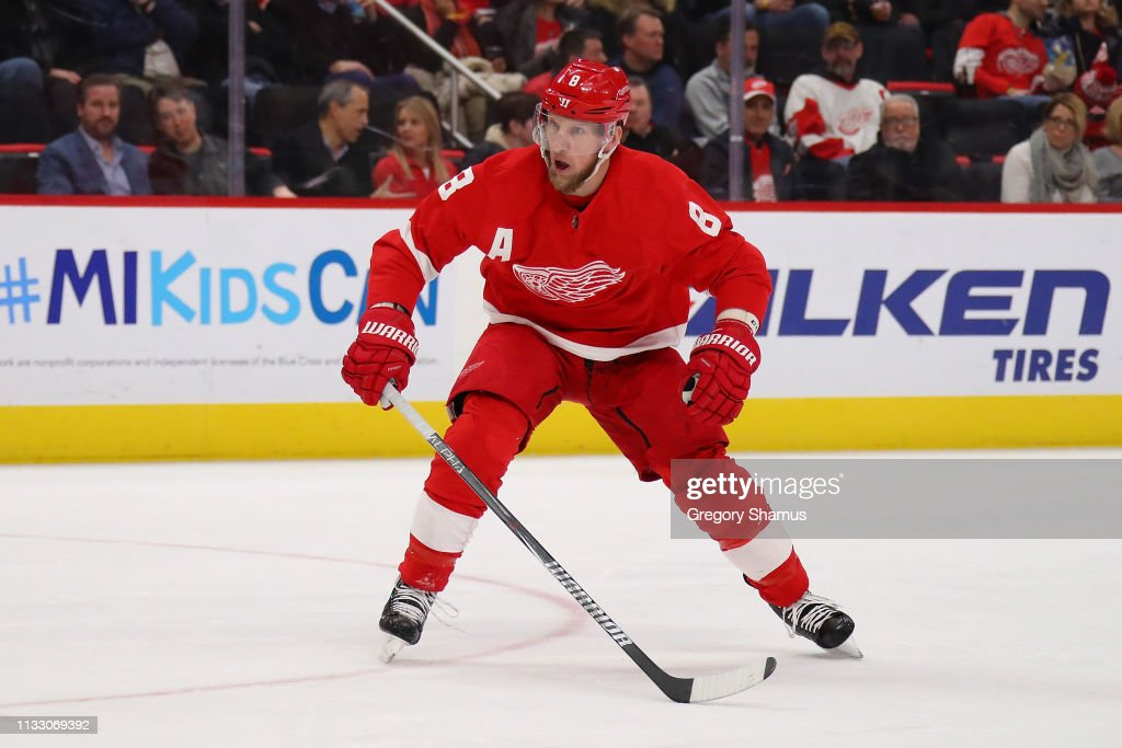 Montreal Canadiens v Detroit Red Wings : News Photo